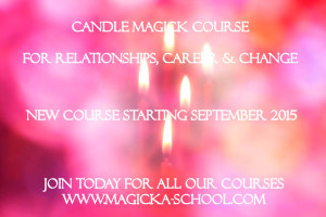 Candle Magick 2015