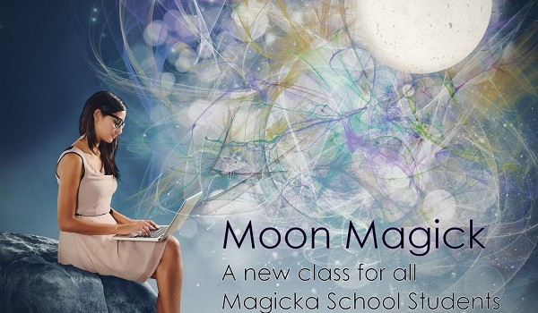 Reading List for Moon Magick Class